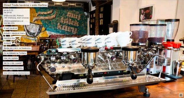 Velké produktové fotografie, atin studio blog - Můj šálek kávy