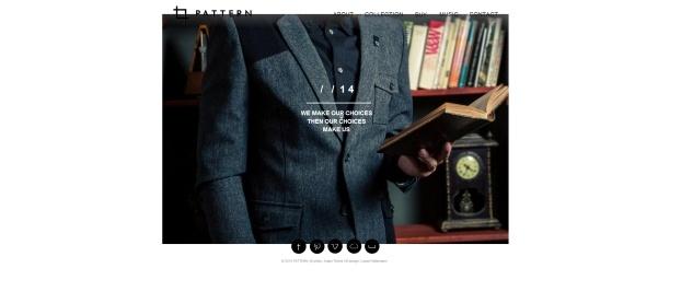 Velké produktové fotografie, atin studio blog - Pattern
